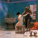 The Bath, Jean-Léon Gérôme