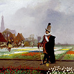 Jean-Léon Gérôme - The Tulip Folly