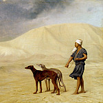 Jean-Léon Gérôme - In the desert