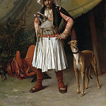 Bashi-Bazouk_and_his_Dog, Jean-Léon Gérôme
