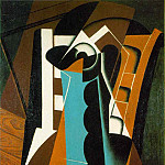 Juan Gris - sl-chair