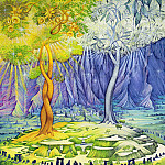 Roger Garland - Two Trees of Valinor