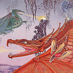 Roger Garland - Pern Dragon
