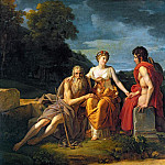 The Three Ages, Francois Pascal Simon Gerard