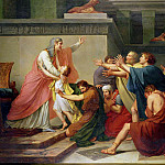 Joseph Recognised by his Brothers, Francois Pascal Simon Gerard