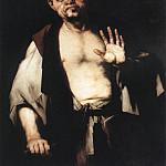 Luca Giordano - The Philosopher Cratetes