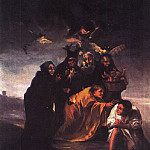 Francisco Jose De Goya y Lucientes - incantation