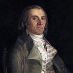 Francisco Jose De Goya y Lucientes - Portrait of Andres del Peral