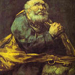 Francisco Jose De Goya y Lucientes - St. Peter Repentant