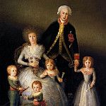 Francisco Jose De Goya y Lucientes - The Family of the Duke of Osuna