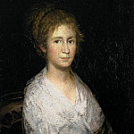 Francisco Jose De Goya y Lucientes - Josefa Bayeu or Leocadia Weiss