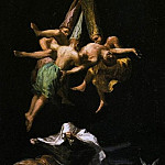 Francisco Jose De Goya y Lucientes - Witches in the Air