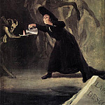 Francisco Jose De Goya y Lucientes - The Bewitched Man