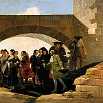 Francisco Jose De Goya y Lucientes - The Wedding