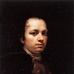 Francisco Jose De Goya y Lucientes - Self Portrait