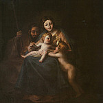 Francisco Jose De Goya y Lucientes - The Holy Family