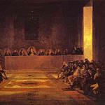 Francisco Jose De Goya y Lucientes - Junta of the Philippines