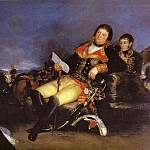 Francisco Jose De Goya y Lucientes - Manuel Godoy, Duke of Alcudia, Prince of the Peace
