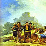 Francisco Jose De Goya y Lucientes - Summer