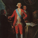 Francisco Jose De Goya y Lucientes - The Count of Floridablanca
