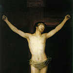 Francisco Jose De Goya y Lucientes - Crucified Christ