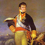 Francisco Jose De Goya y Lucientes - Portrait of Ferdinand VII