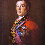Francisco Jose De Goya y Lucientes - Portrait of the Duke of Wellington