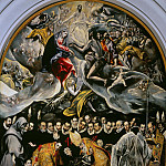 Burial of the Count of Orgaz, El Greco