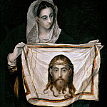 El Greco - Saint Veronica with the Sudarium