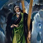Saint Andrew [Workshop of], El Greco