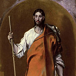Saint James the Greater, El Greco