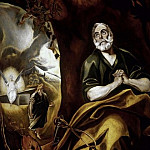 Tears of Saint Peter, El Greco