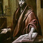 El Greco - St Paul the Apostle