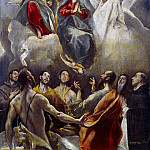 The Coronation of the Virgin, El Greco