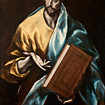 El Greco - Apostle James the Less