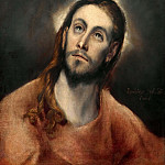 Christ in Prayer, El Greco