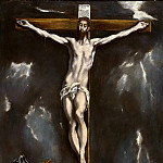 The Crucifixion, El Greco