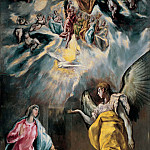 The Annunciation, El Greco