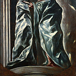 The Visitation, El Greco