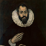 Portrait of a Man, El Greco