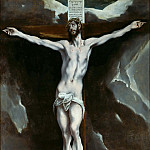 Christ on the Cross, El Greco