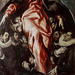 Virgin of Charity, El Greco