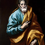 El Greco - Apostle Peter