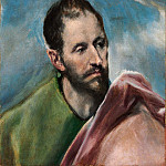 El Greco - Saint James the Younger