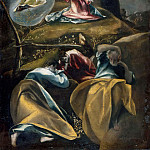 Christ on the Mount of Olives, El Greco