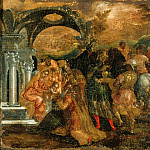 El Greco - The Adoration of the Magi