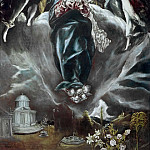 The Immaculate Conception, El Greco