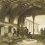 The Hall of Mirrors in the Palace of the Sardar of Yerevan, Armenia, H Tom Hall