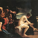 Guercino (Giovanni Francesco Barbieri) - Susanna and the Elders