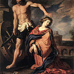 Guercino (Giovanni Francesco Barbieri) - Martyrdom of St Catherine